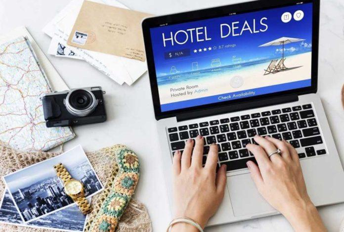 Шаблон сайта отеля на Wordpress