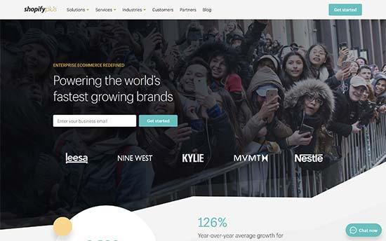 платформа электронной коммерции