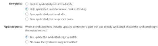 Синдикация контента