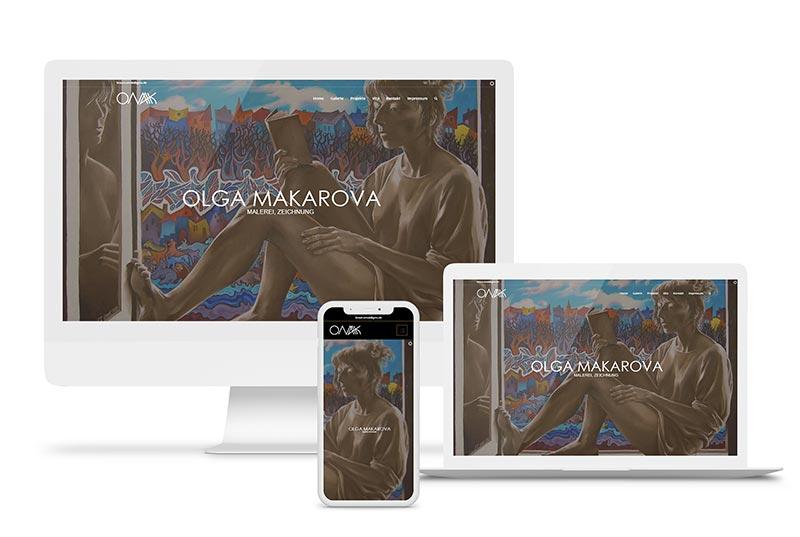Вы можете заказать сайт у нас, посмотрите готовые примеры на мокапе apple