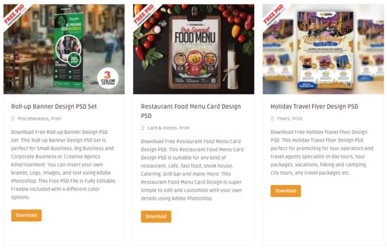 Бесплатные мокапы для веб-дизайна