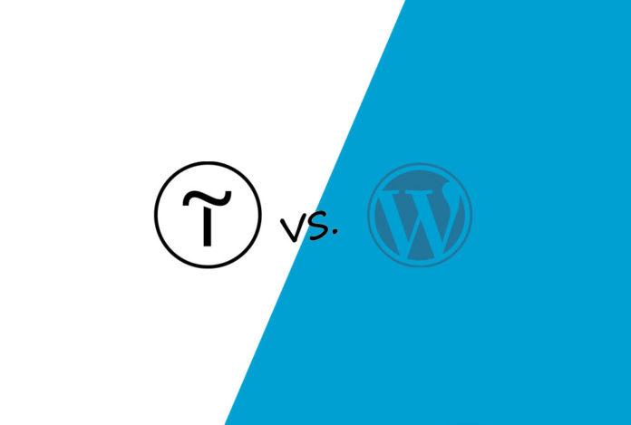 Конструктор Tilda vs Wordpress - на чем делать сайт