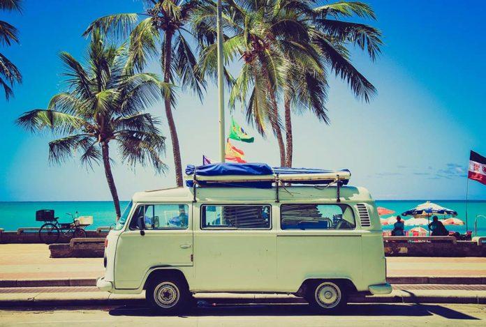 Блог о путешествиях на Wordpress