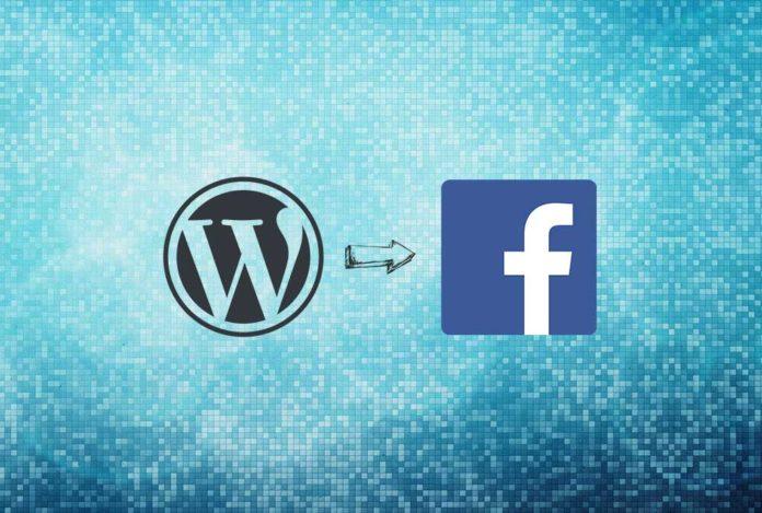 Автопостинг с сайта Wordpress в Facebook