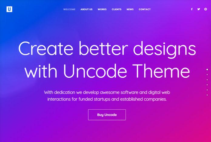 Обзор темы Uncode
