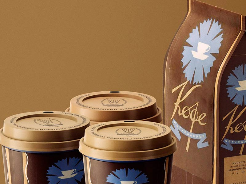 Набор мокапов стакана кофе бесплатно