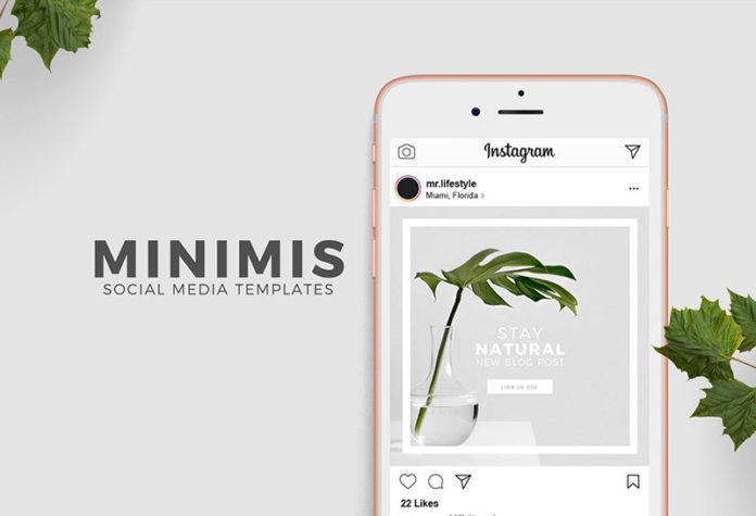 Шаблоны для инстаграм минимализм бесплатно