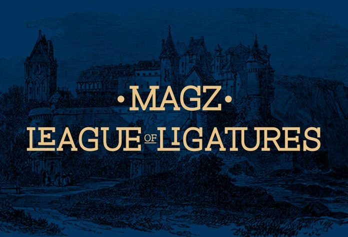 Шрифт Magz Slab бесплатно