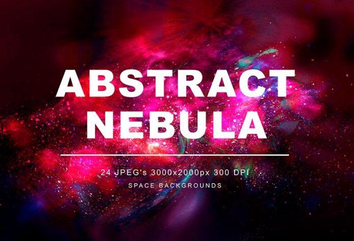 Абстрактные космические фоны бесплатно